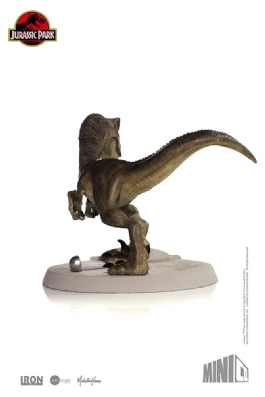 Mini Co Velociraptor